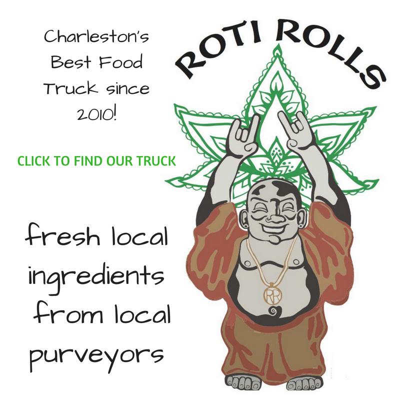 Roti Rolls Food Truck