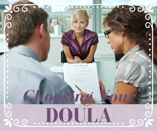 doula interview