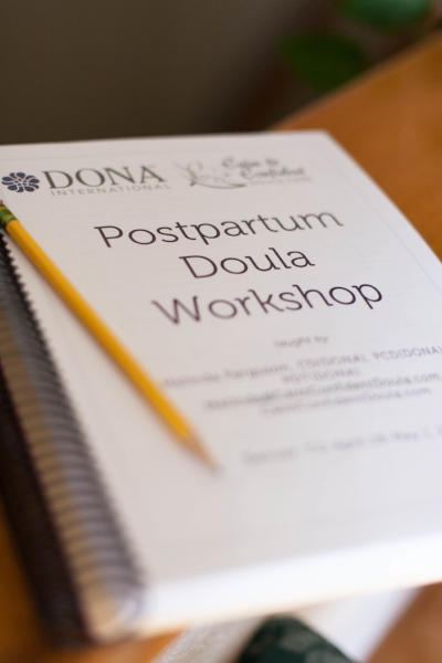 DONA International Postpartum Doula Training Manual