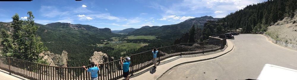 Pagosa Valley Panoramic