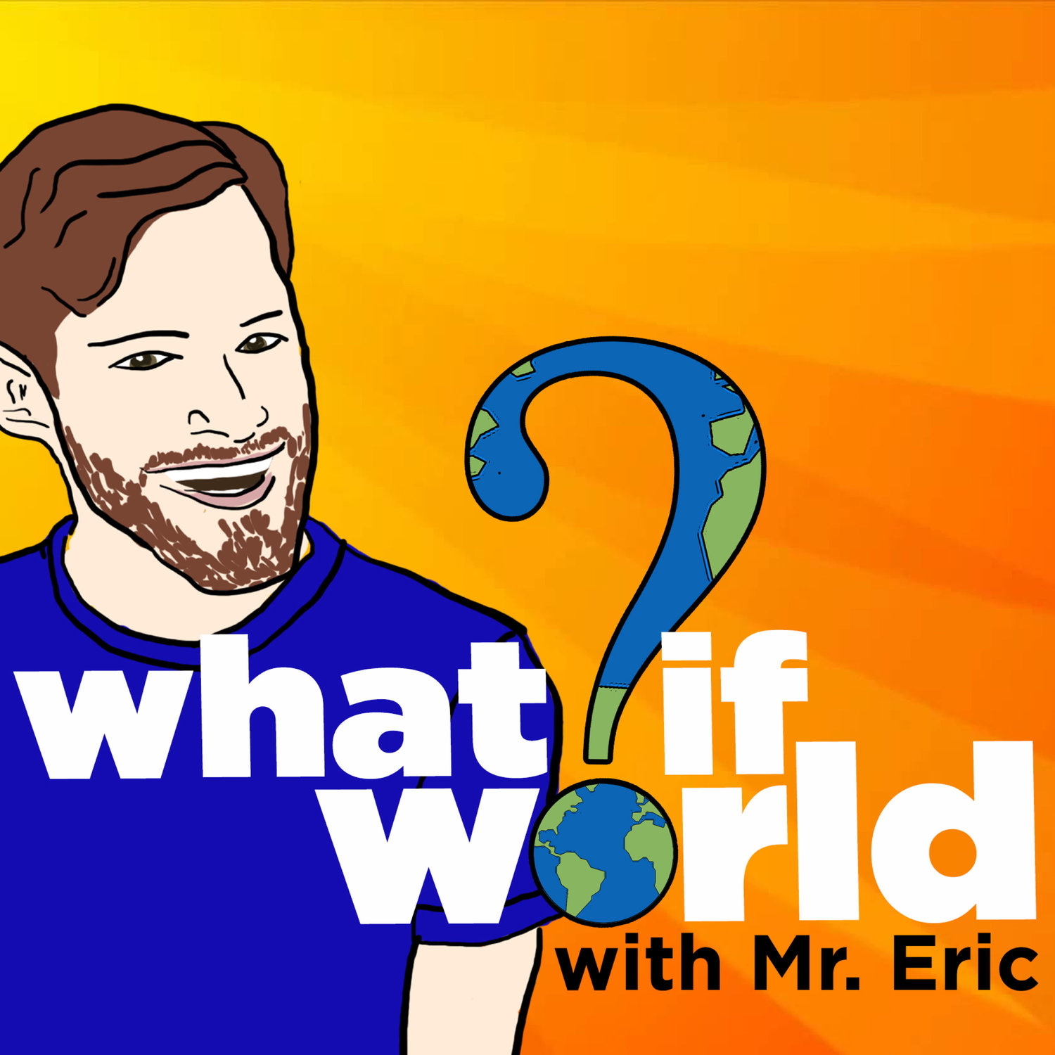 What If World - Stories for Kids Logo