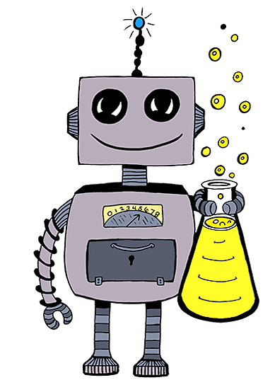 Robot by Surly Amy.