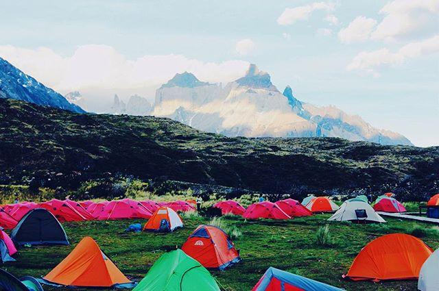Reminiscing 🏕 #patagonia #torresdelpaine