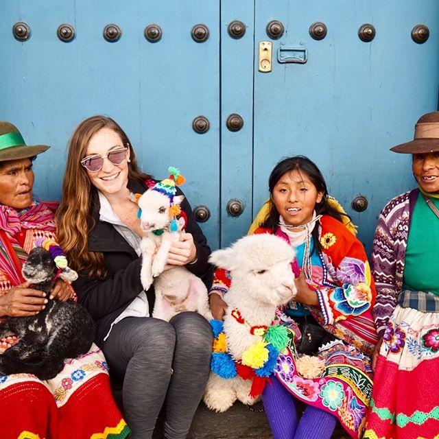 Baby alpacas make me happy ❤️ #cusco #peru #alpaca