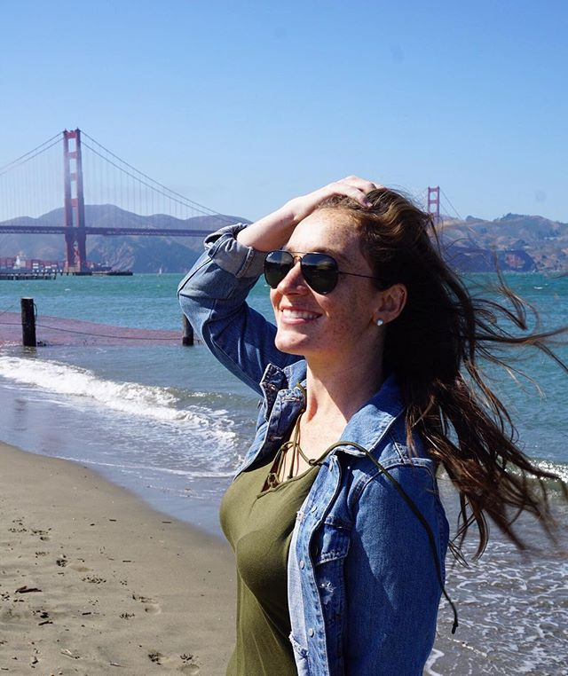 SF you've been too good to me ☀️ #SF #goldengatebridge #CA