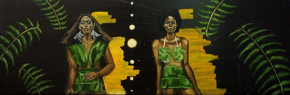 Solange by Mwinga Sinjela '17