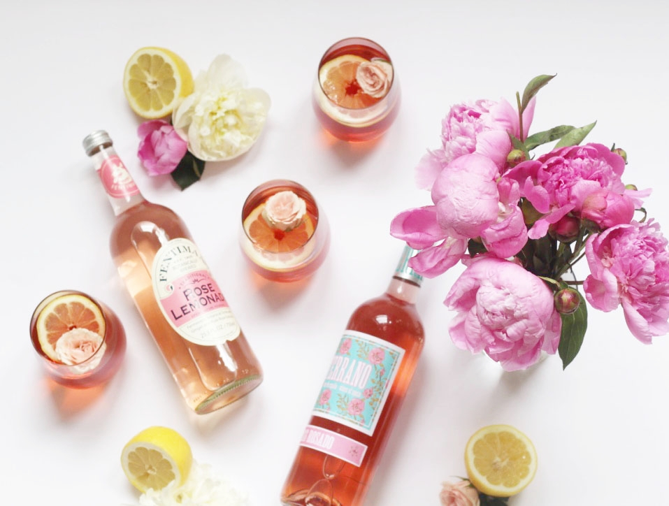 Yes Way Rosé: Rose Lemonade