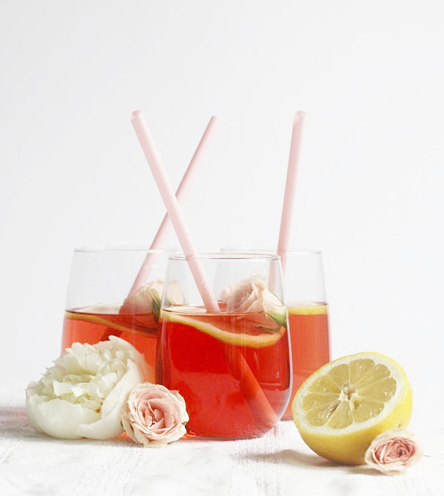 Rosé Lemonade Cocktail