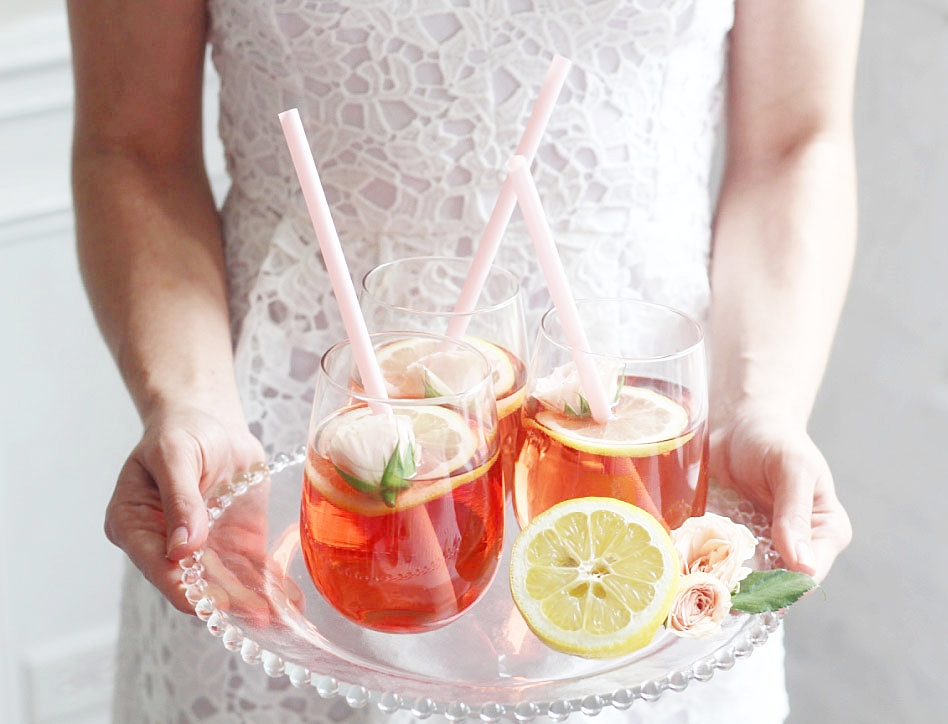 Rosé Lemonade Recipe