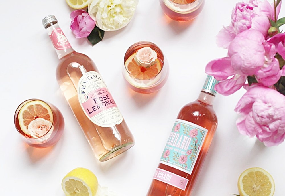 Rosé Lemonade: So Dressed Up
