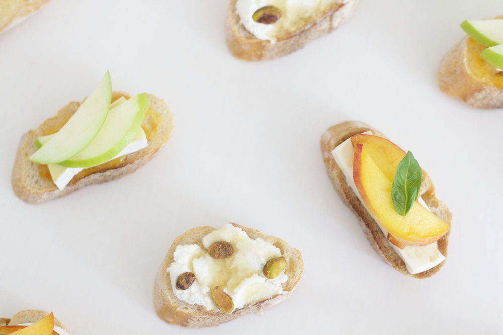 3 bruschetta recipes, So Dressed Up