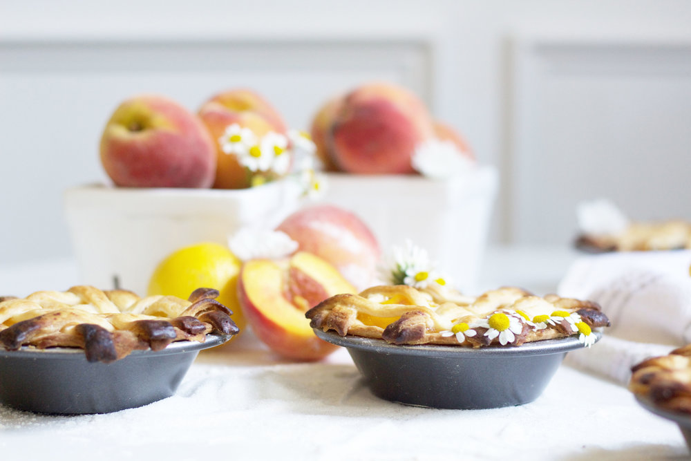 Peach Pie Recipe So Dressed Up