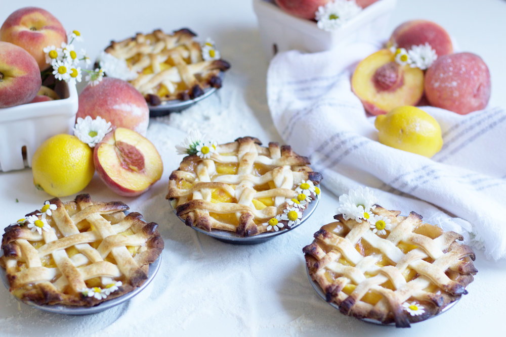 Easy Peach Pie Recipe So Dressed Up