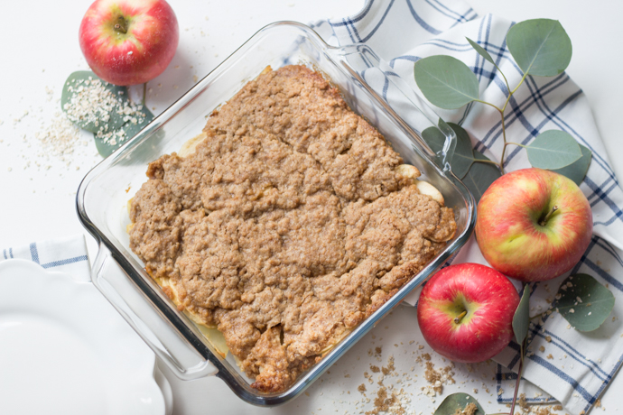 So Dressed Up Apple Crisp (5 of 17).jpg
