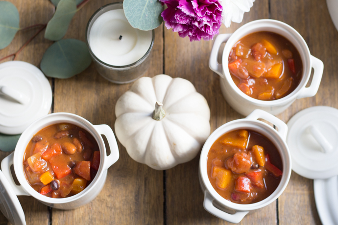 So Dressed Up Vegetarian Pumpkin Chili (11 of 32).jpg