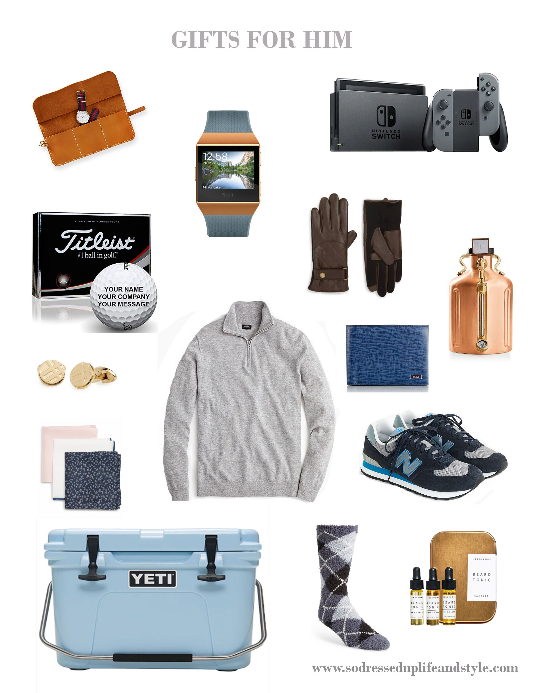 Gifts For Him So Dressed Up Life Style