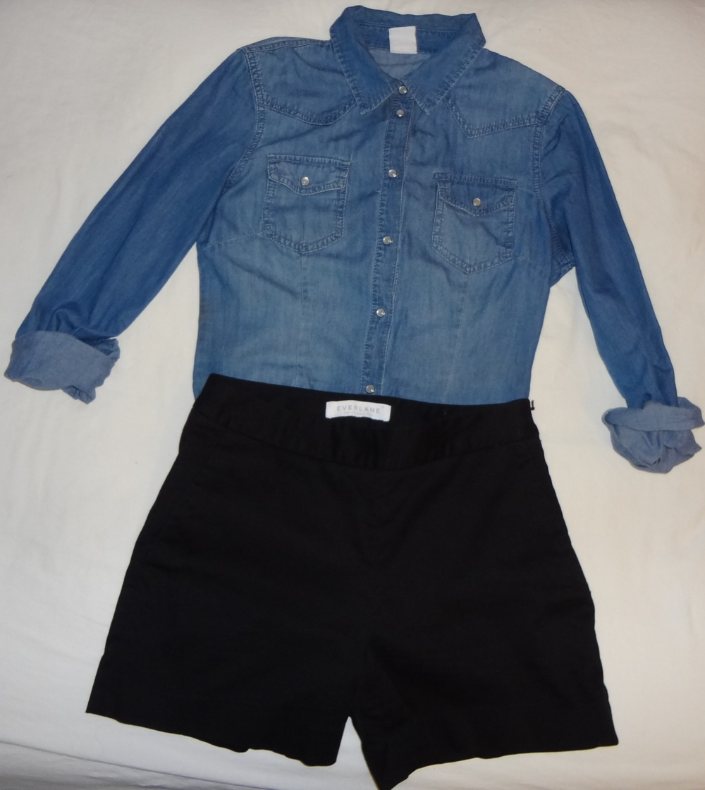 denim shirt black shorts.png