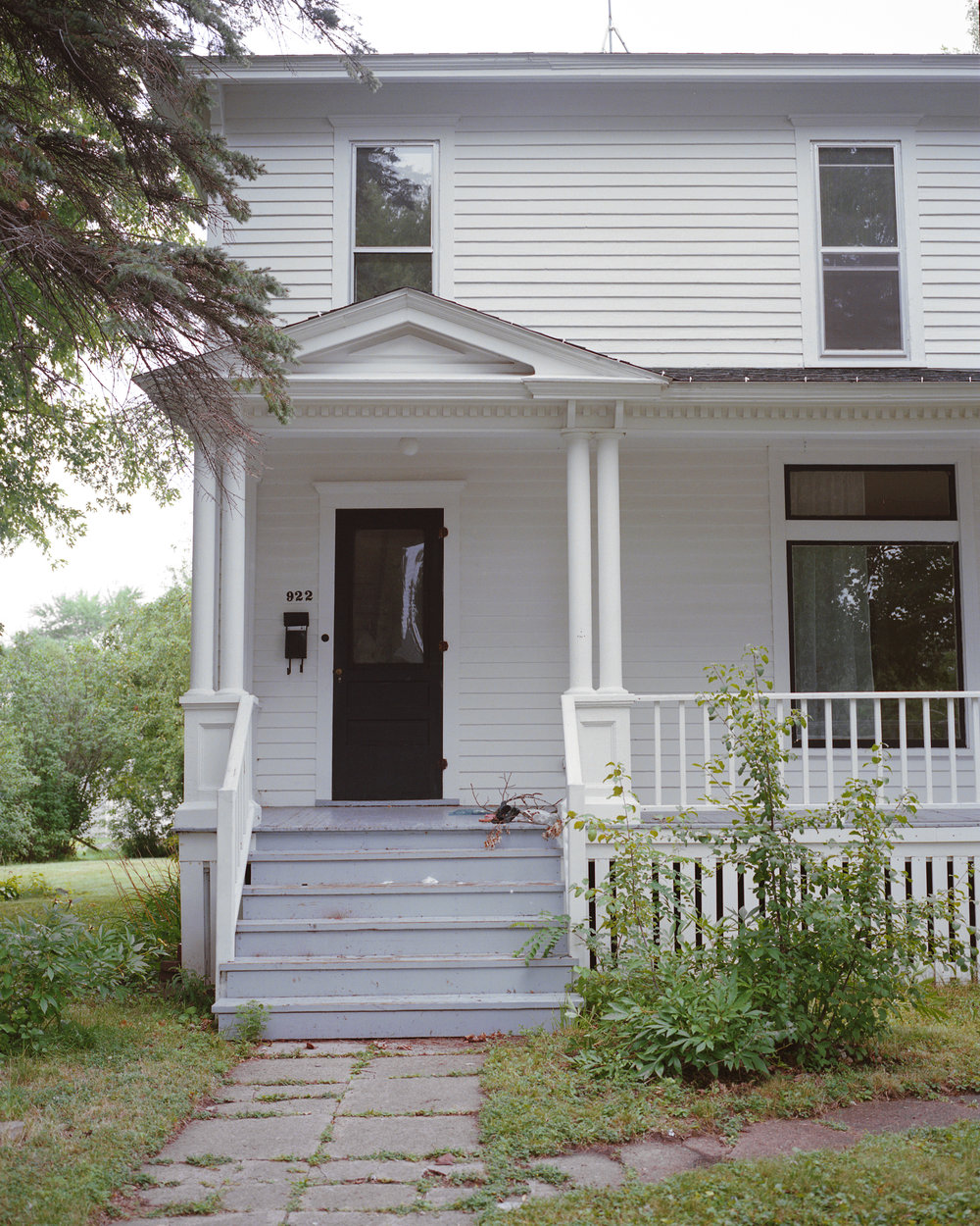922 Vaughn, the house my grandmother grew up in