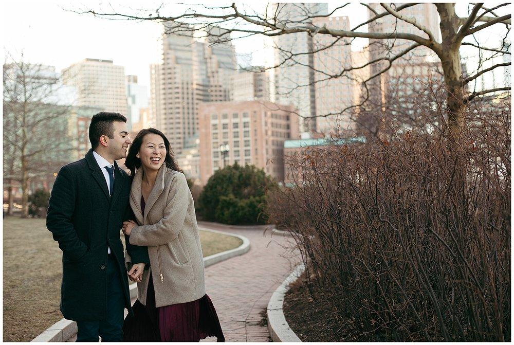 Boston engagement locations