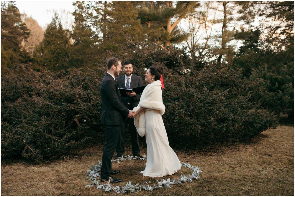 Massachusetts elopement photos