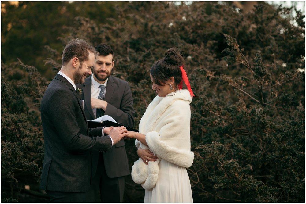Boston elopement photographer