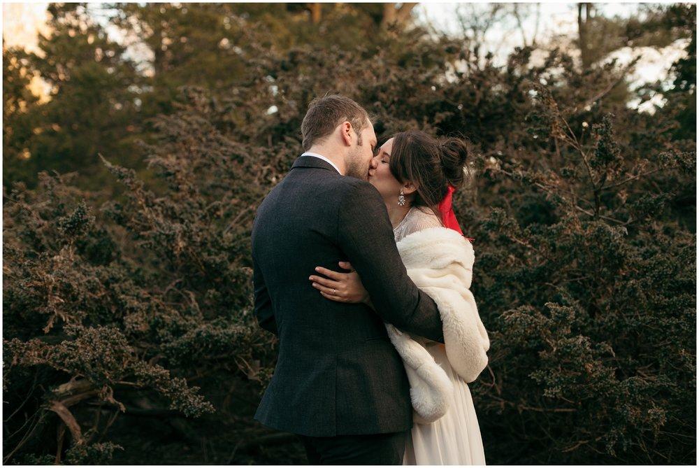 Boston elopement photos