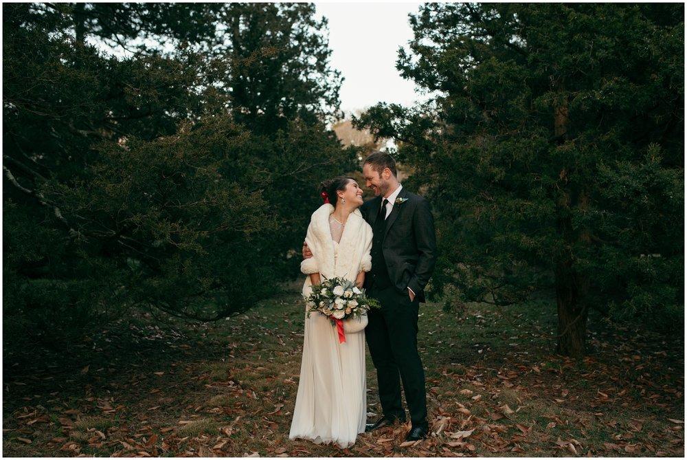 moody wedding photographer Brooklyn