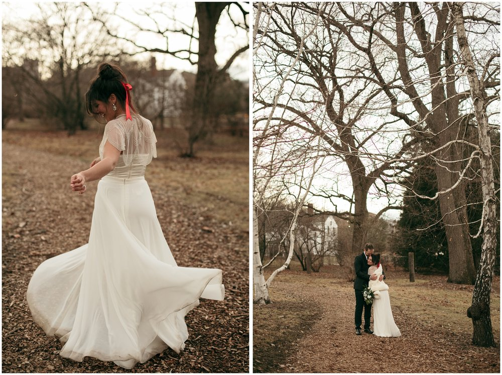 Brooklyn elopement photos