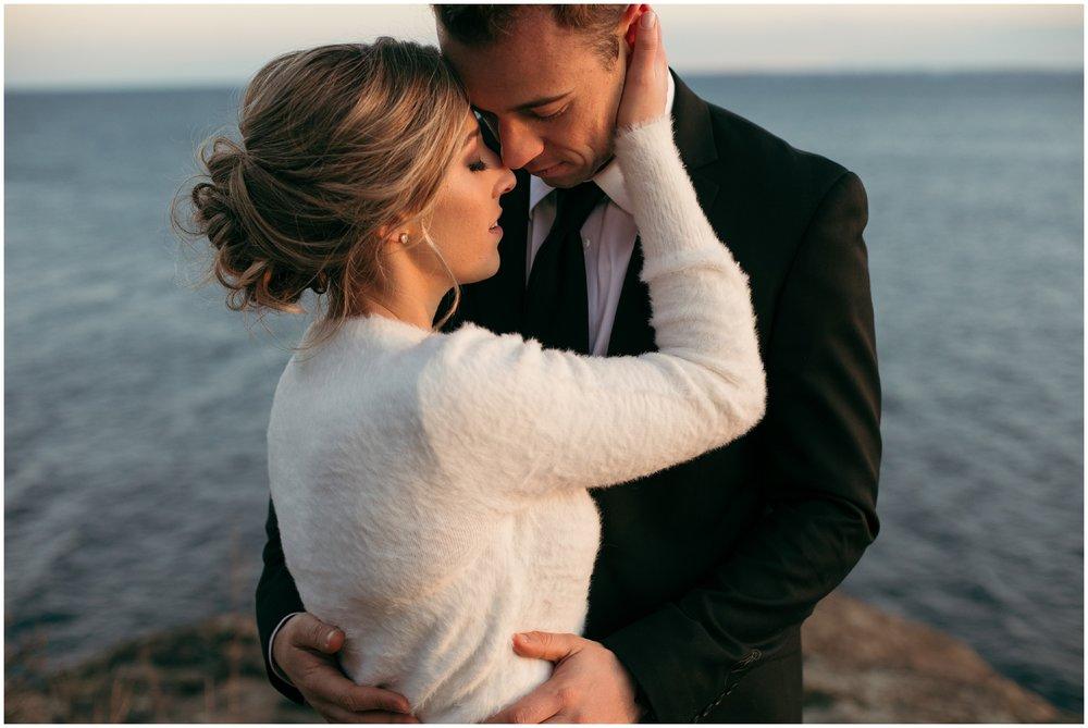 Casual boho elopement in Massachusetts