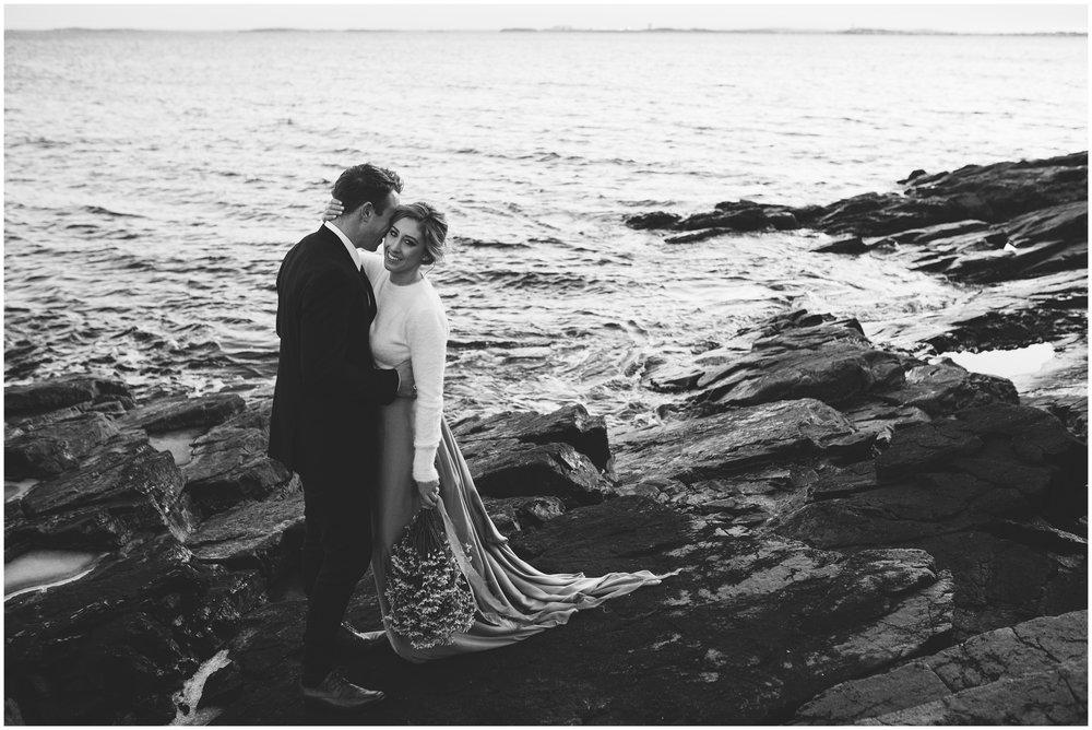 Intimate wedding Massachusetts
