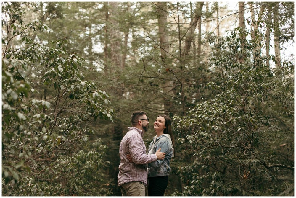 State park engagement CT