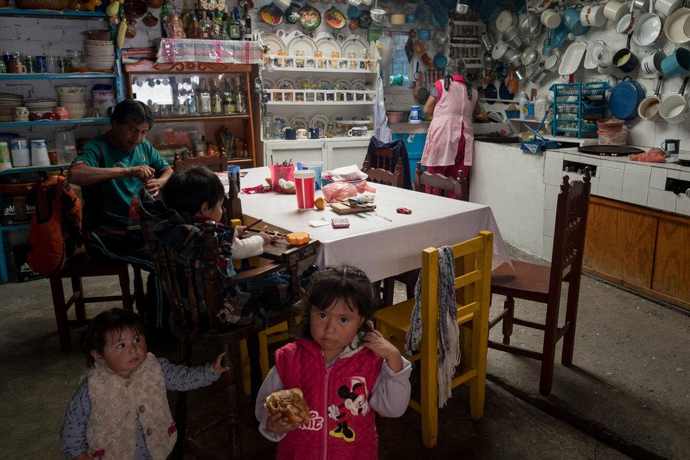 Cocina | San Pedro Atocpan