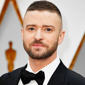 Justin Timberlake at the Oscars.