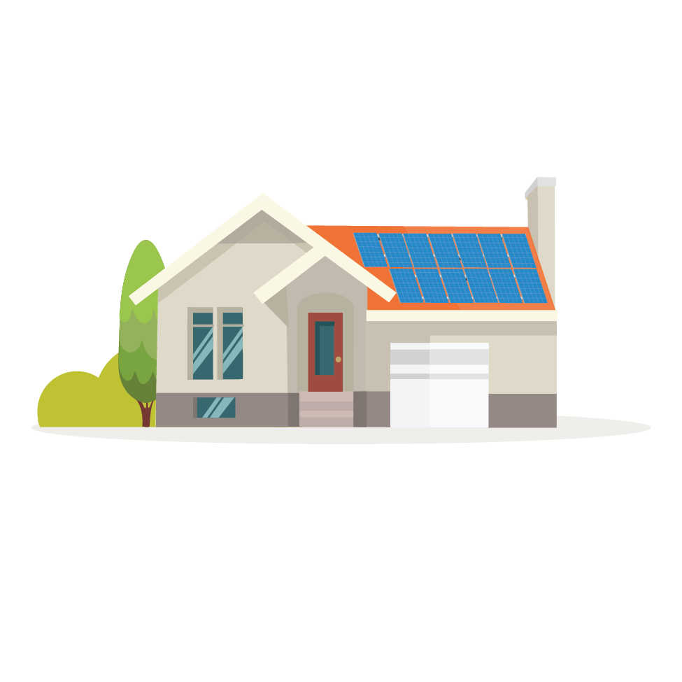 Installations In early 2017, your selected installer will begin the permitting and installation of your solar system.