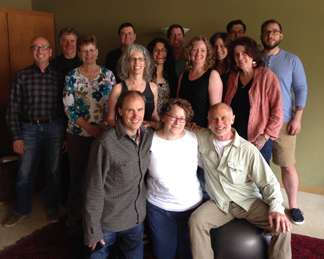 2014-2015 Advanced GT trainees with Eva and Steve