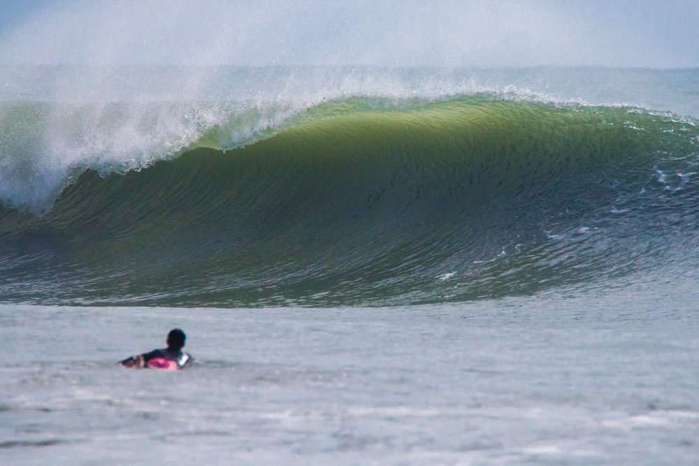 """""""The best I've ever seen Donghe Rivermouth."""" - DAVE HAYS"""