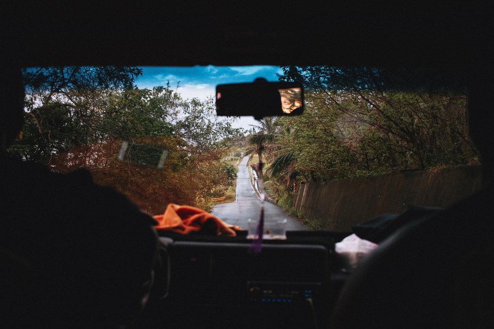 Road to Jinzun