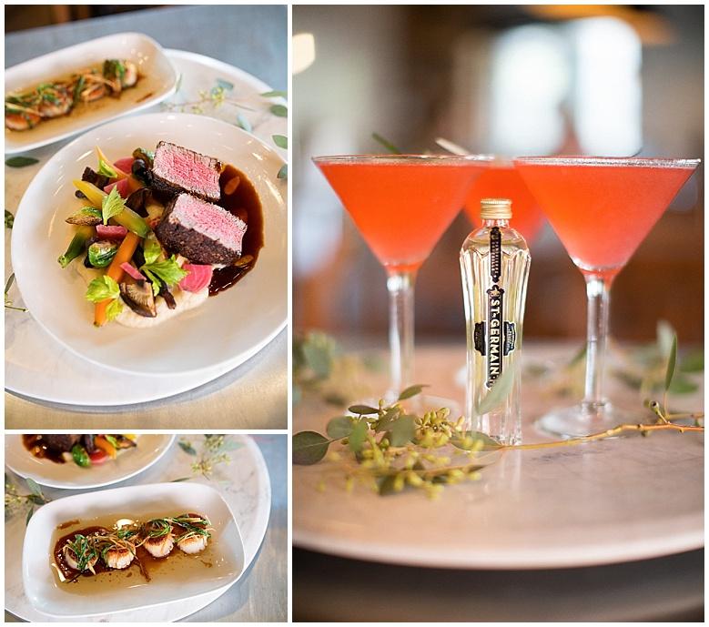 Bowery Palm Beach Wedding Food Restaurant