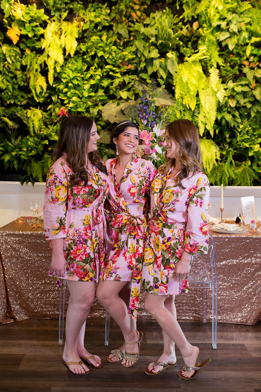 Ashley, Camila, Jaime