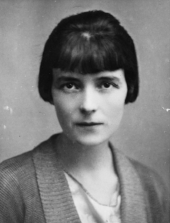 Katherine Mansfield, Author