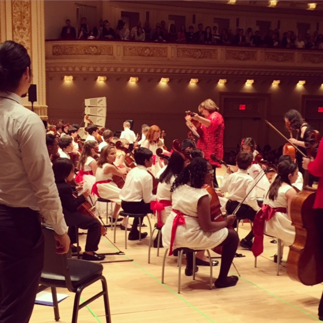 SFS's Carnegie Hall Festival, 2016