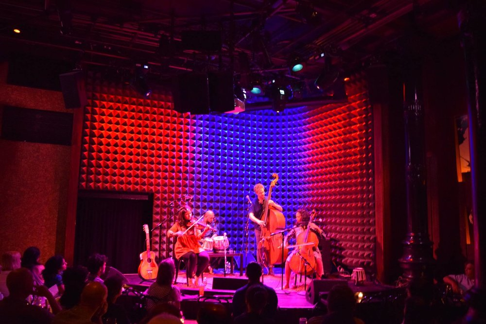 Joe's Pub with Karavika, 2016