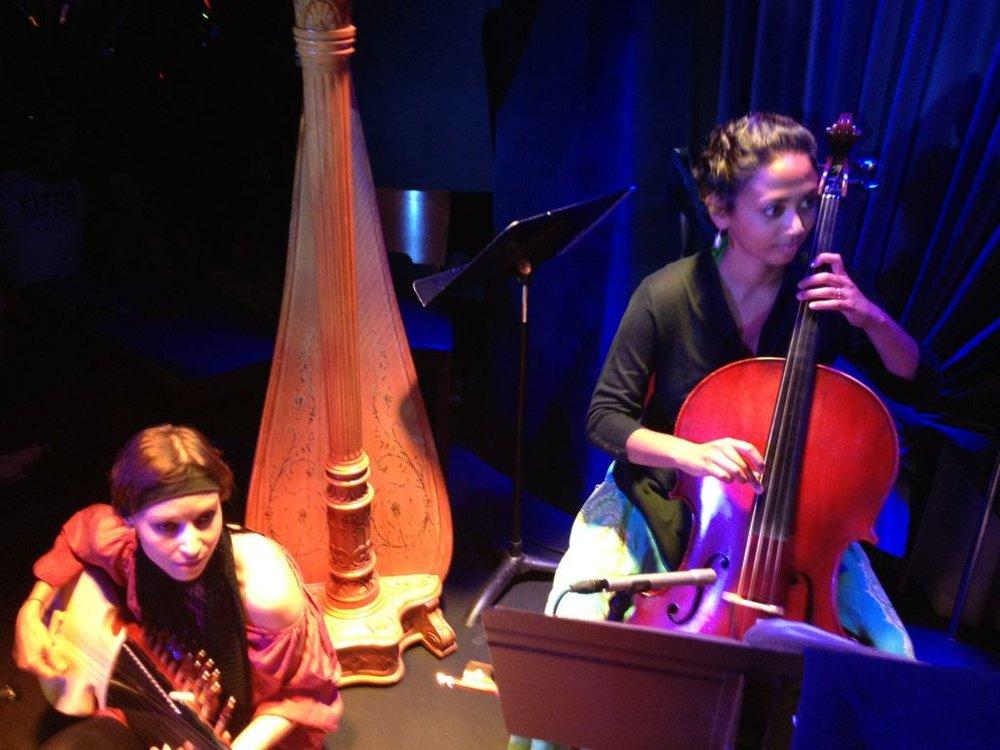 Blue Note with Imani Uzuri