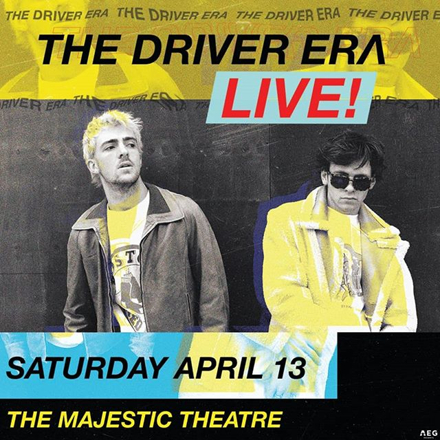 LAST MINUTE SHOW ANNOUNCEMENT!  Opening for @thedriverera April 13 at @majesticdetroit , join us!  #handgrenades #thedriverera #detroit