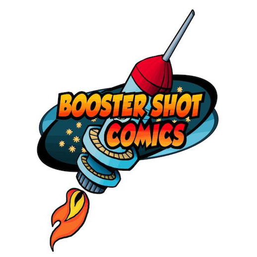 Booster Shot Comics