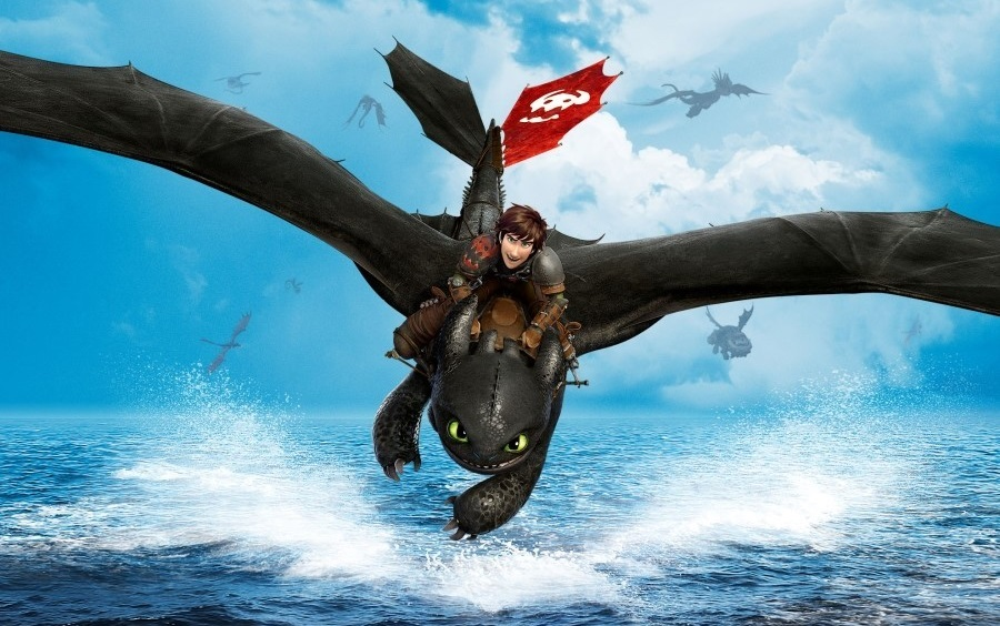 I'm starting work on a new movie this week! It has been a very fun time the last two and a half years working on The Boss Baby (coming to a theater near you March 2017), but now it's time to move on to How to Train Your Dragon 3! I'm excited to re-enter the Viking world of Toothless and Hiccup!