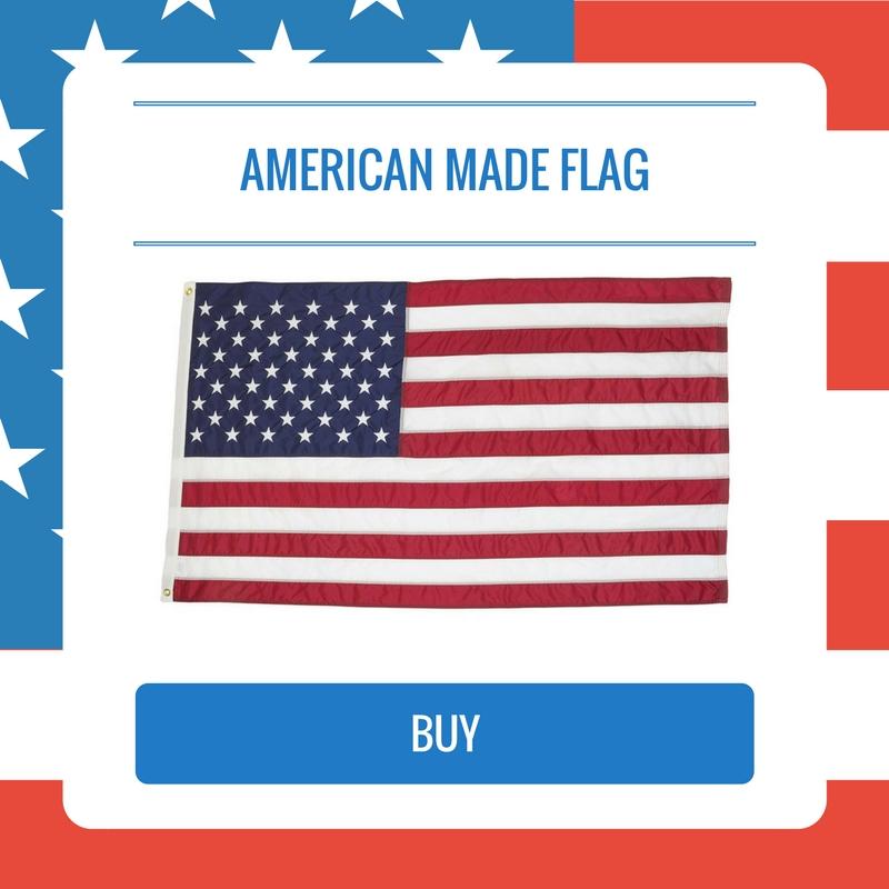 Modern American Flag