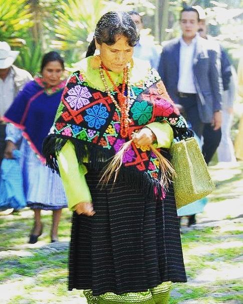 Mexican mazahua style ❤