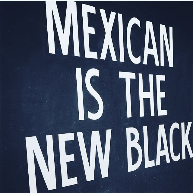An ode to black #mexican #fashion #designers #weloveit