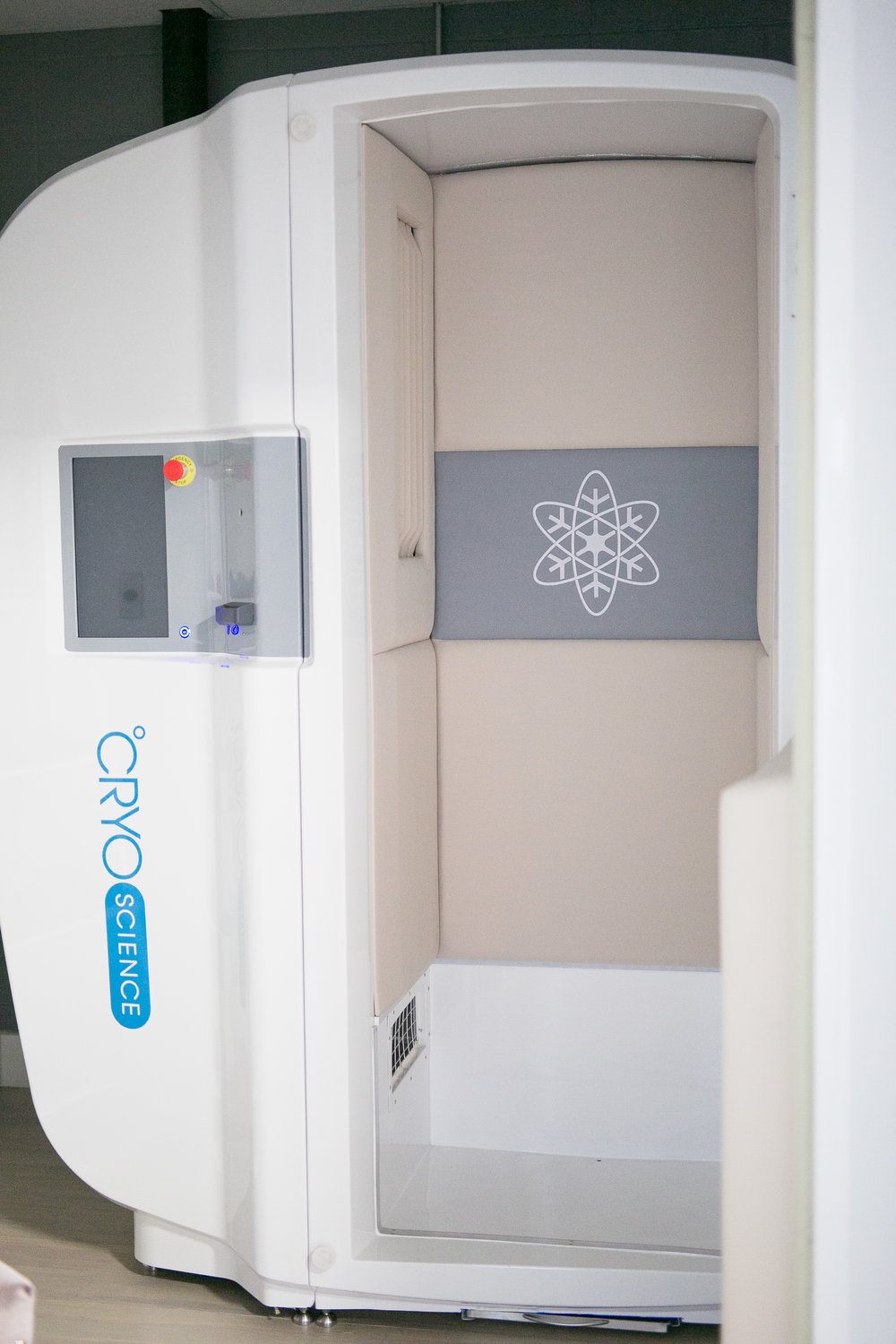 STAXCryo treatment chamber anti-aging